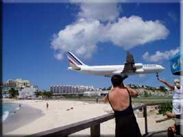 Airport landings