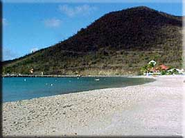 View of Anse Marcel Beach St Martin Beaches St Maarten Beaches Sint Maarten Beaches Saint Martin Beaches