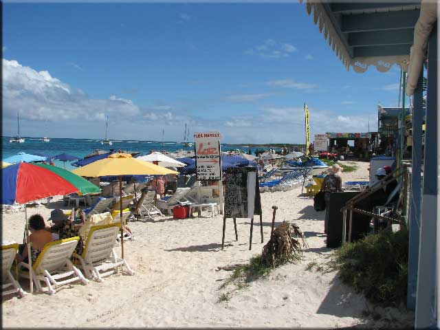 Orient Beach Vacation Snaps