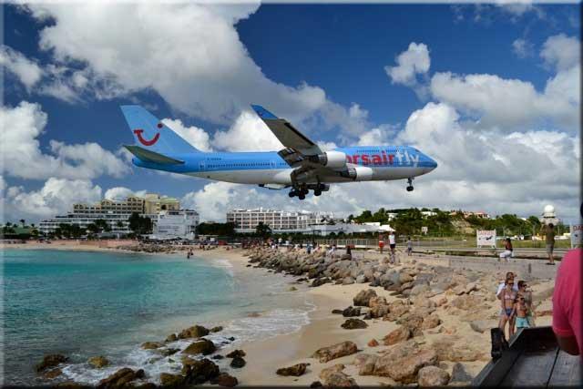 Maho Beach St Maarten Map Complete St Martin/St Maarten Beach Information